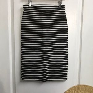 3/$30 🌺 Striped Pencil Skirt - Size S